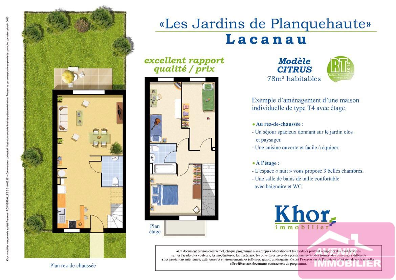 Finest uac with frais maison neuve for Frais construction maison neuve